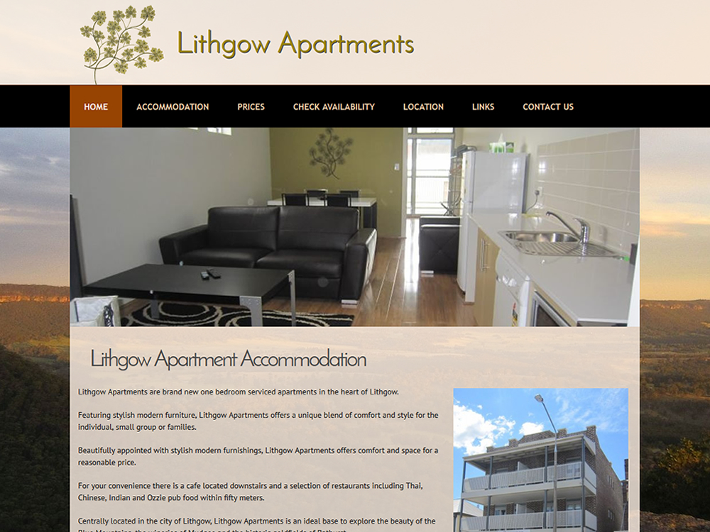 Lithgow Apartments