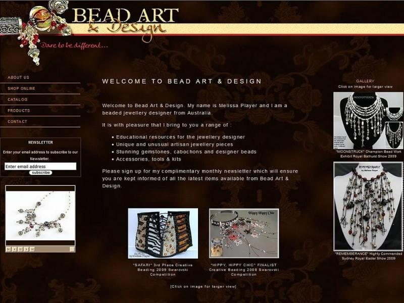 Bead Art & Design Shop