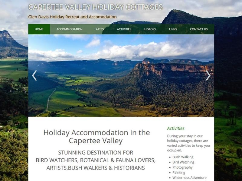Capertee Valley Holiday Cottages