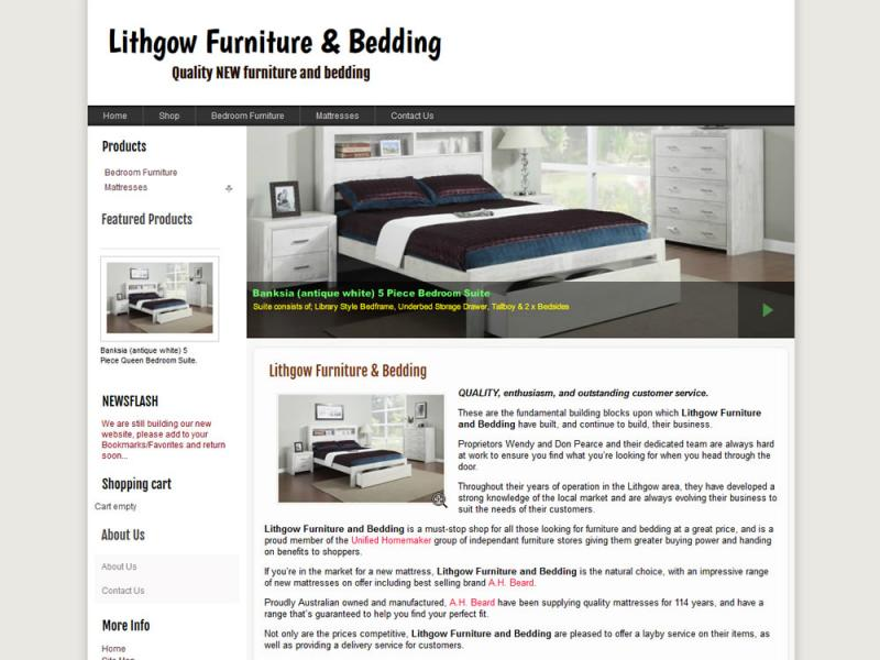 Lithgow Furniture & Bedding