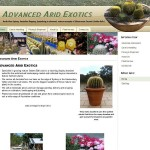 Advanced Arid Exotics